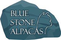 Blue Stone Alpacas - Products & Services - Logo
