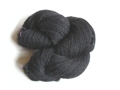 Photo of Cosby - True black sport wt handspun