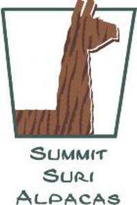 Summit Suri Alpacas - Logo