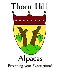 Thorn Hill Alpacas - Logo