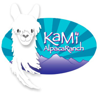 KaMi Alpaca Ranch - Logo