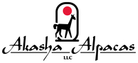 Akasha Alpacas, LLC - Logo