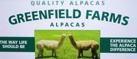 GREENFIELD FARMS ALPACAS - Logo