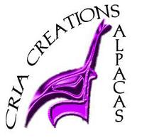 Cria Creations Alpacas, LLC - Logo