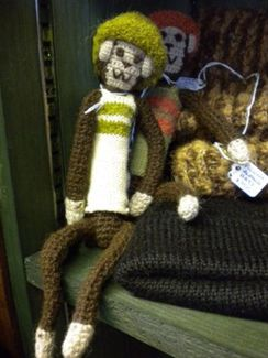 Photo of Sock Monkey