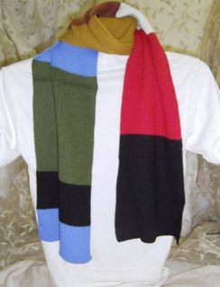 Photo of Alpaca Scarves