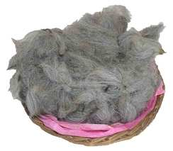 Photo of Silver Phantom's Silver Washed Fiber