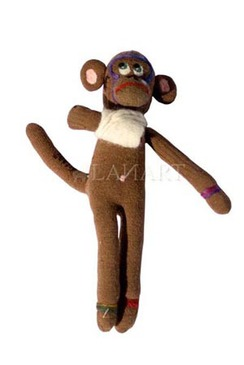 Photo of Get Well Sock Monkey