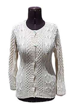 Photo of Lanart Cable Knit Cardigan