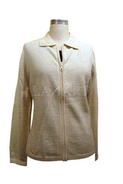 Photo of Lanart Classic Zip Cardigan