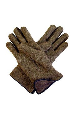 Photo of Felted Dress Gloves for Men