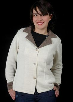 Photo of Classic Alpaca C-Vita Cardigan
