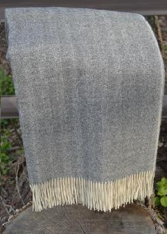 Photo of Classic Alpaca Espiga Blanket