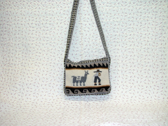 Photo of Square Purse-Includes Shipping
