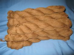 Photo of Luxurious Alpaca Yarn- Dark Fawn