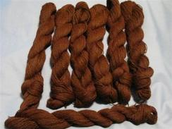 Photo of Luxurious Alpaca Yarn- Dark Brown