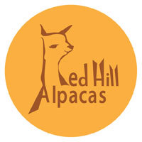 Red Hill Alpacas - Logo