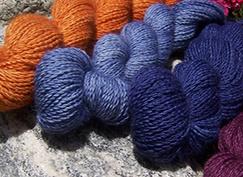 Photo of Hand Dyed Alpaca Yarn