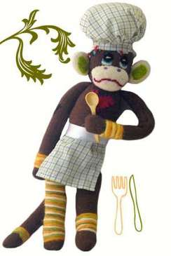 Photo of Chef Monkey