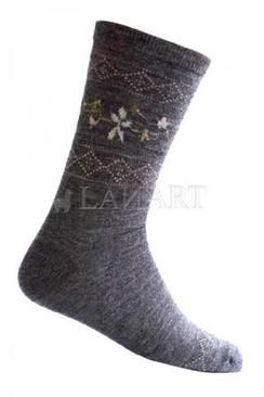Photo of Lanart Ladies Flower Dress Socks