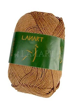 Photo of Lanart Skein Baby and Silk Alpaca 3/11NM