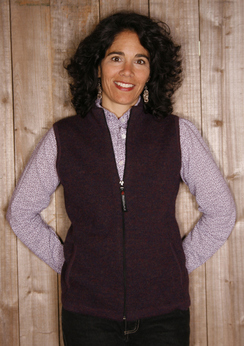 Photo of Redmaple Womens Ridgeport Zip Vest