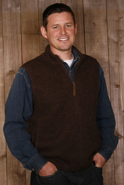 Photo of RedMaple Men's Eco Zip Vest