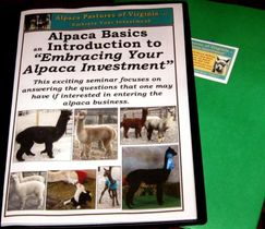 "Photo of ""Embracing Your Alpaca Investment"""