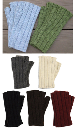 Photo of RM Ribbed Wrist Warmer