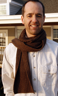 Photo of RedMaple Solid Rib Scarf