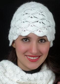 Photo of Classic Alpaca Alexa Hat