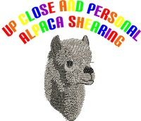 Up-Close-&-Personal-Alpaca-Shearing - Logo