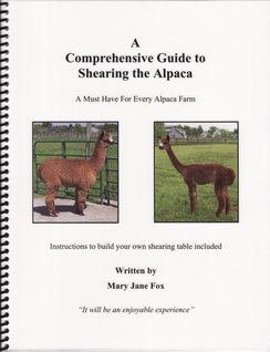 Photo of A COMPREHENSIVE GUIDE TO SHEARING ALPACA