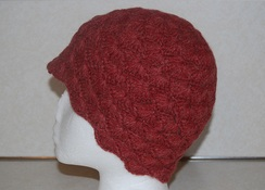 Photo of Classic Alpaca Diamond Hat