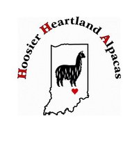 Hoosier Heartland Alpacas LLC - Logo