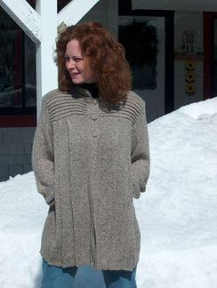 Photo of Pliegues Sweater