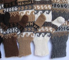 Photo of Alpaca Gloves