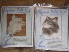 Photo of Alpaca Felt Kits