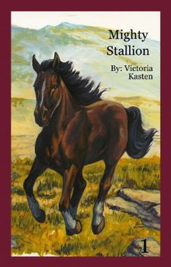 Photo of Book ~ Mighty Stallion