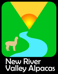 New River Valley Alpacas - Logo