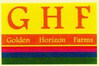 GOLDEN HORIZON FARMS - Logo
