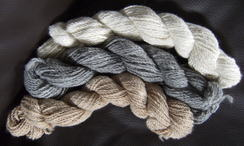 Photo of Natural Yarn from Alpacas from MaRS