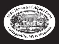 1856 Homestead Alpaca Farm - Logo