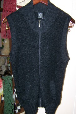 Photo of 100% Alpaca Lady's Vest