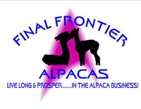 Final Frontier Alpacas - Logo