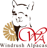 Windrush Alpacas Farm Store - Logo