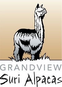 Grandview Suri Alpacas - Logo