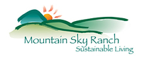 Mountain Sky Ranch - Logo