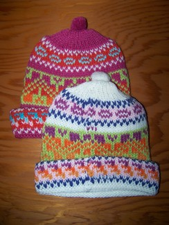 Photo of Colorful beanies