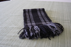 Photo of Hand woven scarf